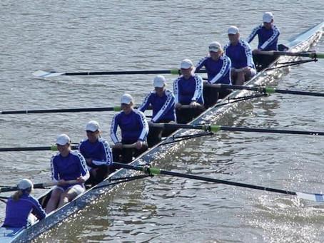 Spotlight on UB Rowing Alumna Joanne Olsen