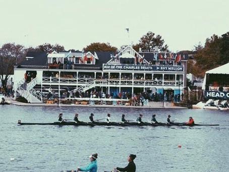 UB Rowing Athlete of the Week Elise Dougherty