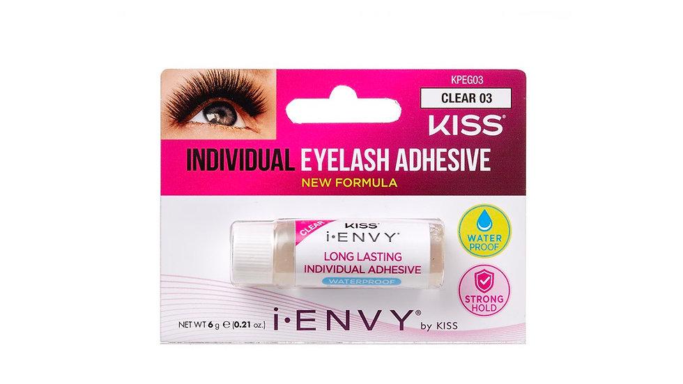 i-ENVY by KISS Individual Eyelash Adhesive Clear