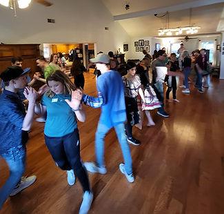 Dancing at Miller home.jpg