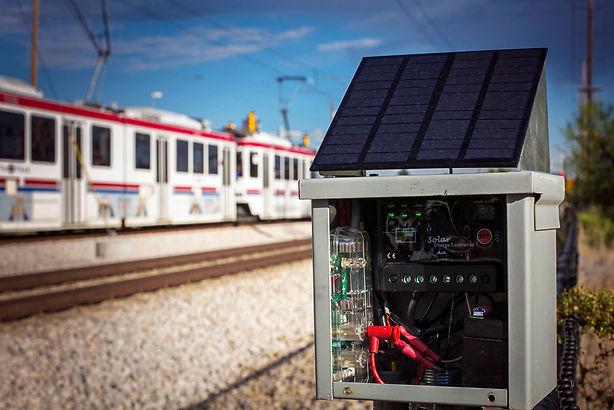 Data Logging, Solar Power