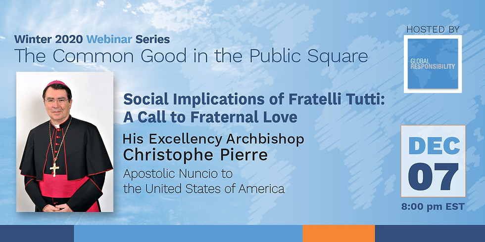 Social Implications of Fratelli Tutti: A Call to Fraternal Love
