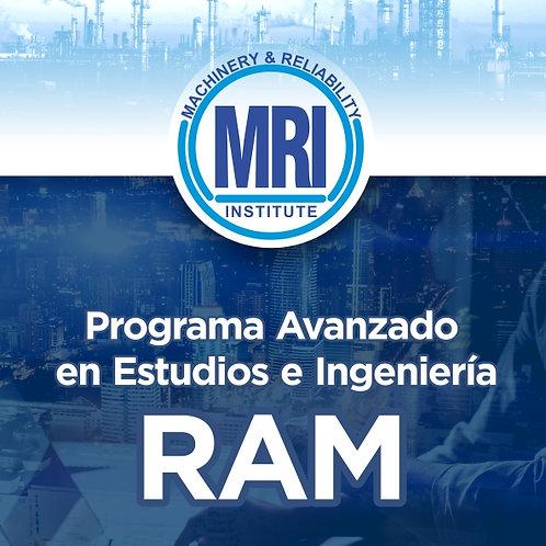 Programa Avanzado en Estudios e Ingeniería RAM