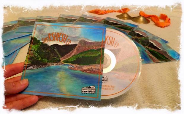 Rishikesh CD cover