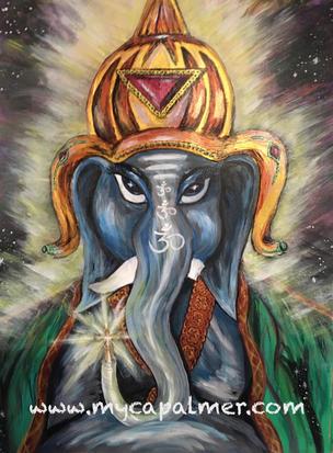 Lord Ganesh - Root Chakra