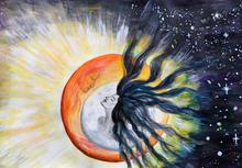 Ha (Sun) and Tha (moon)