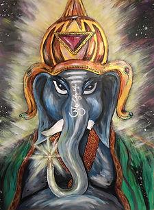Lord Ganesh - 1st chakra