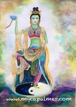 Quan Yin meets Tara