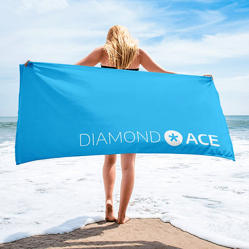 Diamond Ace Towel