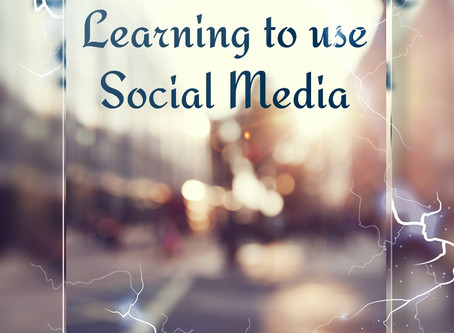 Learning to Use Social Media