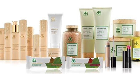 Beverley with Arbonne