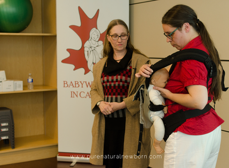 Debora- Baby Wearing Consultant