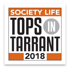 Society Life Tops in Tarrant 2018, Landscaping