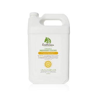 SQUEAKY GREEN & CLEAN Shampoo - 4L Bulk Size