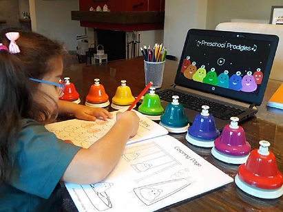 Prodigies Music Curriculum for Kids - Le
