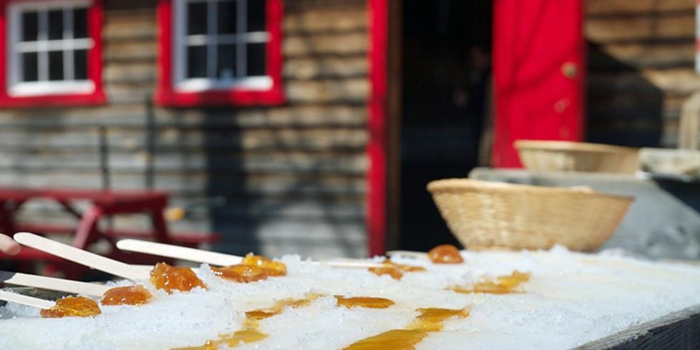 Sortie cabane a sucre