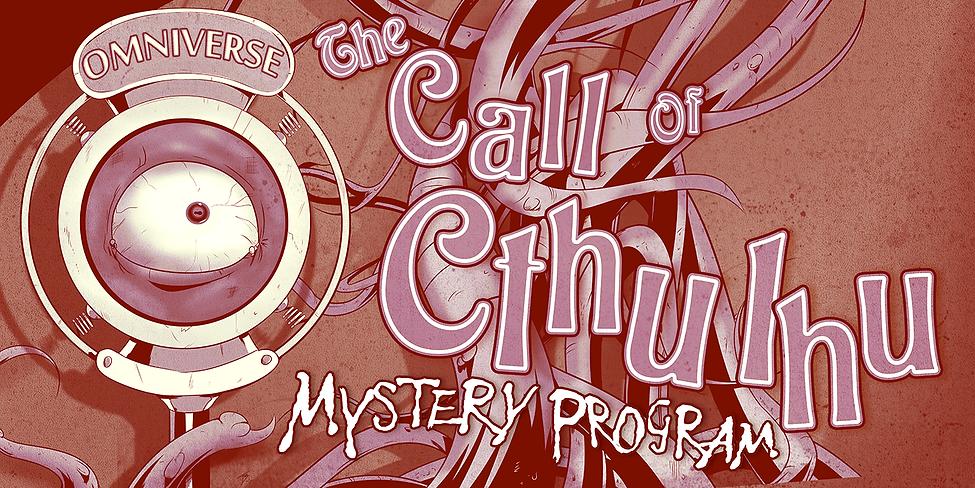 Call of Cthulhu Series 1 The Black Birth