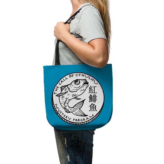 Red Herring Coin Tote