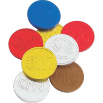 Chocolate Coin with Imprinted Logo