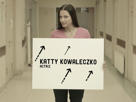 Katty Kowaleczko - Campaña de Incancer (2015)