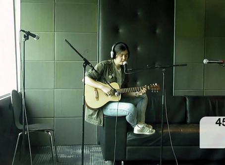 Super45 – Javiera Mena en vivo en Radio Zero (2013)