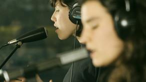 Super45 – Marineros en vivo en Radio Zero (2013)