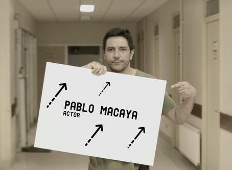 Pablo Macaya - Campaña de Incancer (2015)