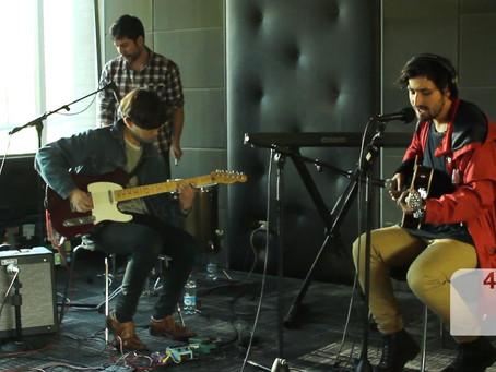 Super45 – Protistas en vivo en Radio Zero (2013)