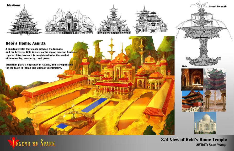 Asuras Palace