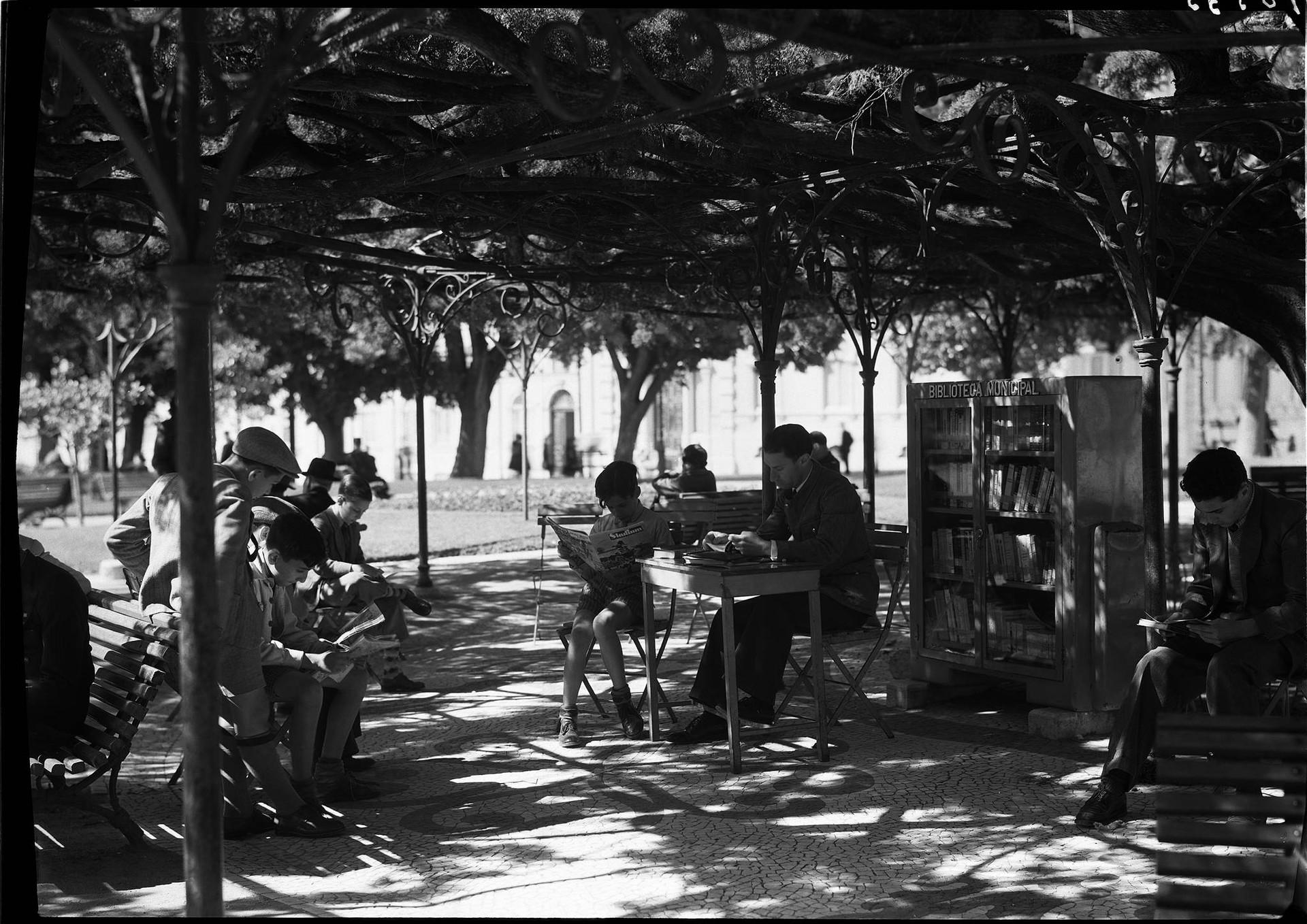 ESTUDIO MARIO NOVAIS 1949