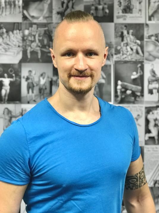 David Steger Physiotherapeut