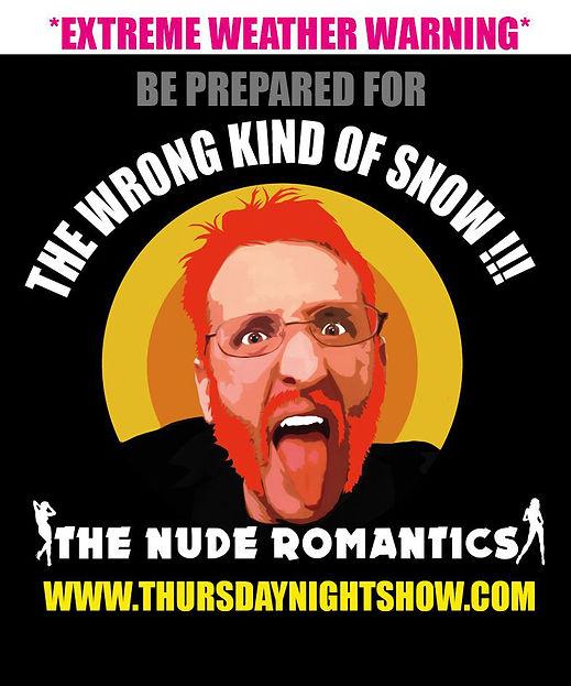 Nude Romantics wrong Snow poster 01.jpg
