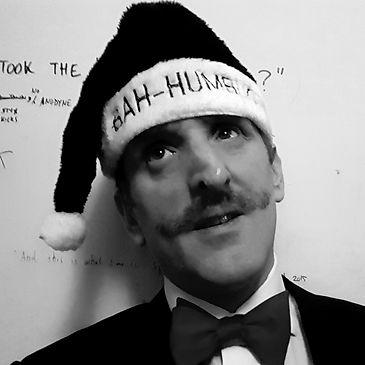 Fred Snow Christmas Crooner Humbug Mugsh