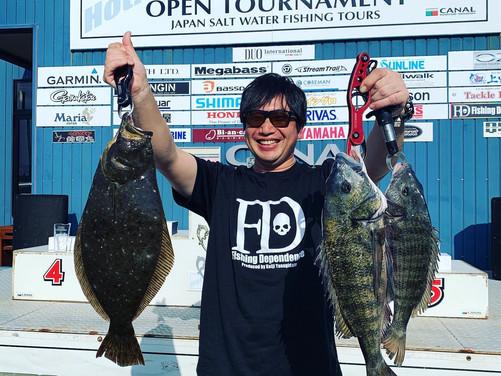 浜名湖オープントーナメント第4戦