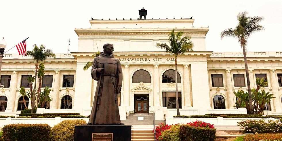 Rally for Father Junípero Serra!
