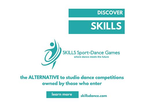 SKILLS Sport Dance Game® Year-Round Retreats