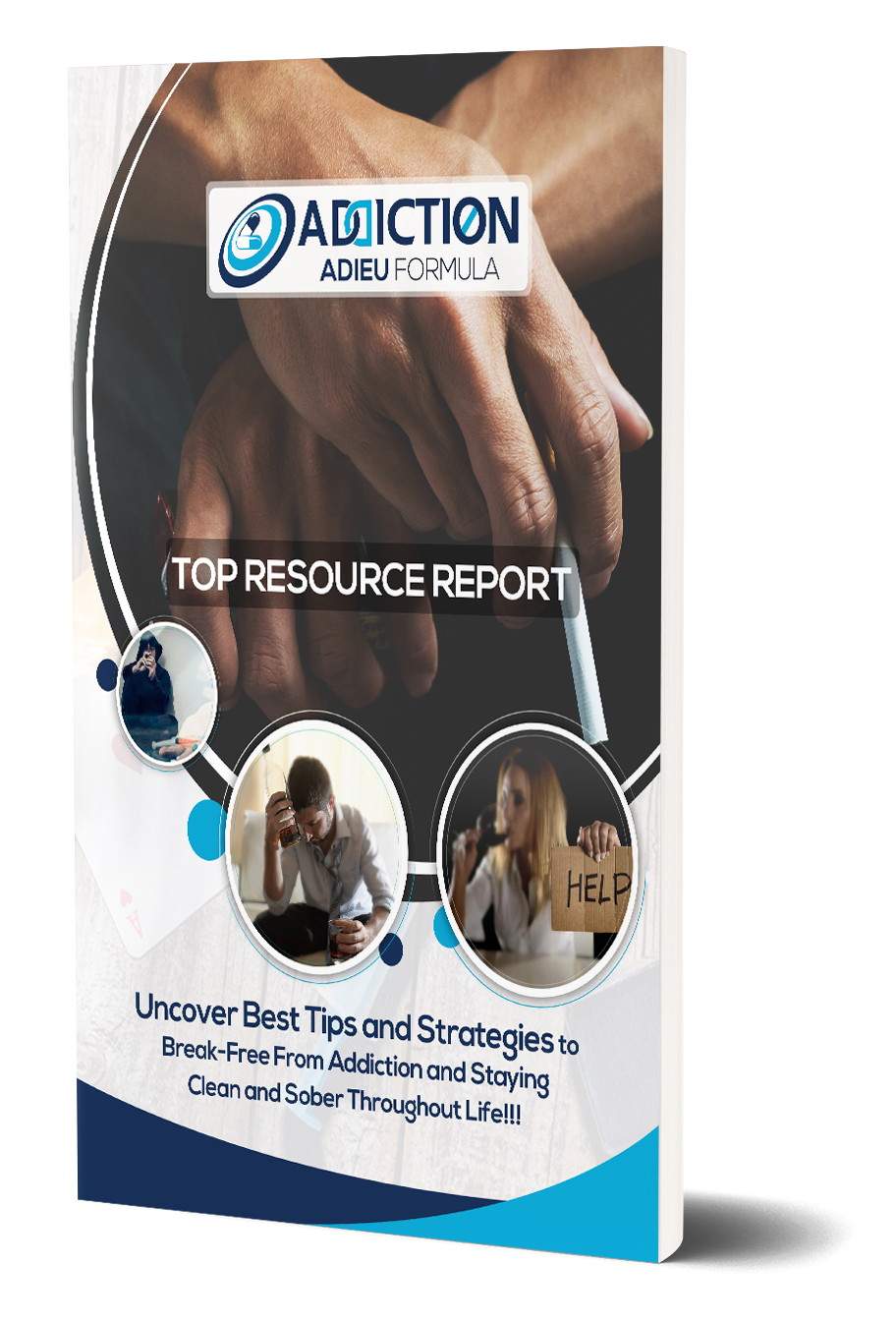 Addiction Adieu Formula Top Resource Rep