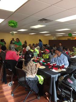 Health Fair Luncheon