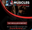 Muscles and Strength Building Formula to