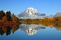 bigstockphoto_Grand_Teton_Mountain_Refle