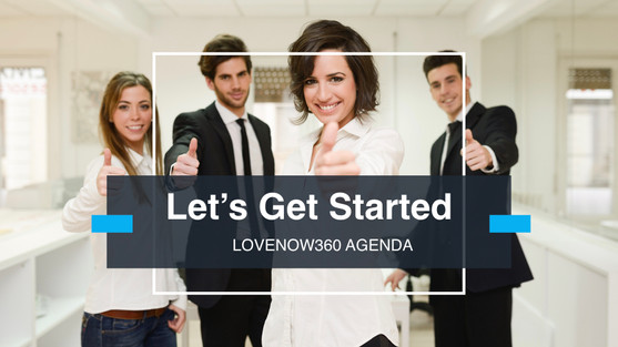 How To Just Get Started!