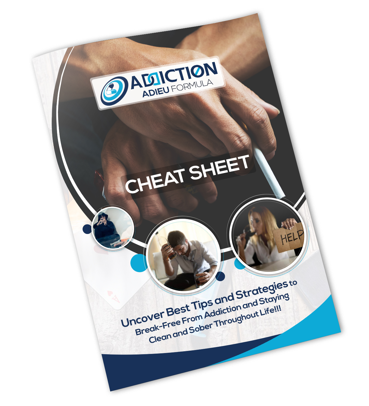 Addiction Adieu Formula Cheat Sheet Desi