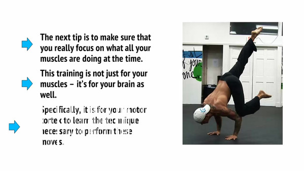 7 BODYWEIGHT TRAINING AND HOW TO LEARN I