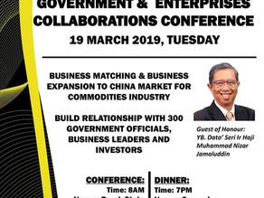 China-Perak Government & Enterprises Collaborations Conference
