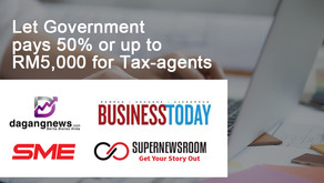 DagangNews, SME Magazine, SuperNewsRoom and Business Today: Let Government pays up to RM5,000