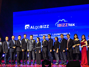 iBiZZtax Cloud Product Launching & Appreciation Dinner 2019