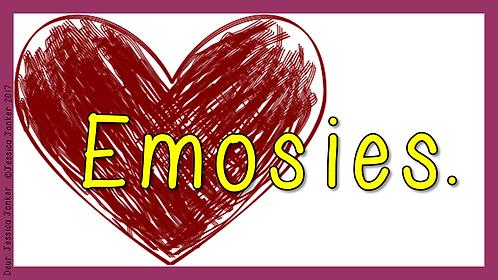 Emosies (Gr.4 - LV - Kw #2)