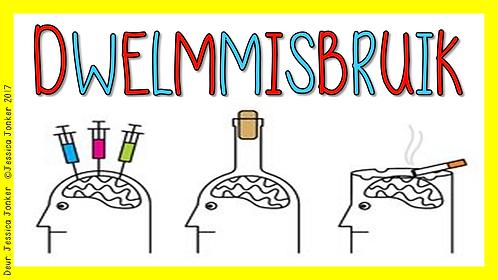 Dwelmmisbruik (Gr.7 - LV - Kw #3)