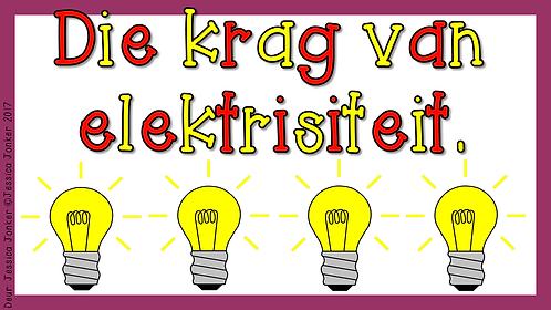 Die krag van elektrisiteit (Gr.2 - AFR HT - Kw #2)