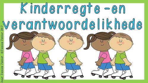 Kinderregte -en Verantwoordelikhede (Gr.4 - LV - Kw #2)